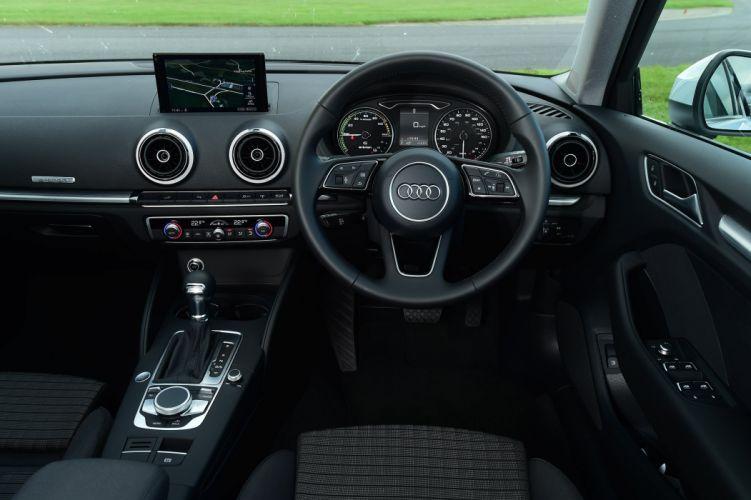 Audi-A3 Sportback e-tron UK-spec cars electric (8V) 2016 wallpaper