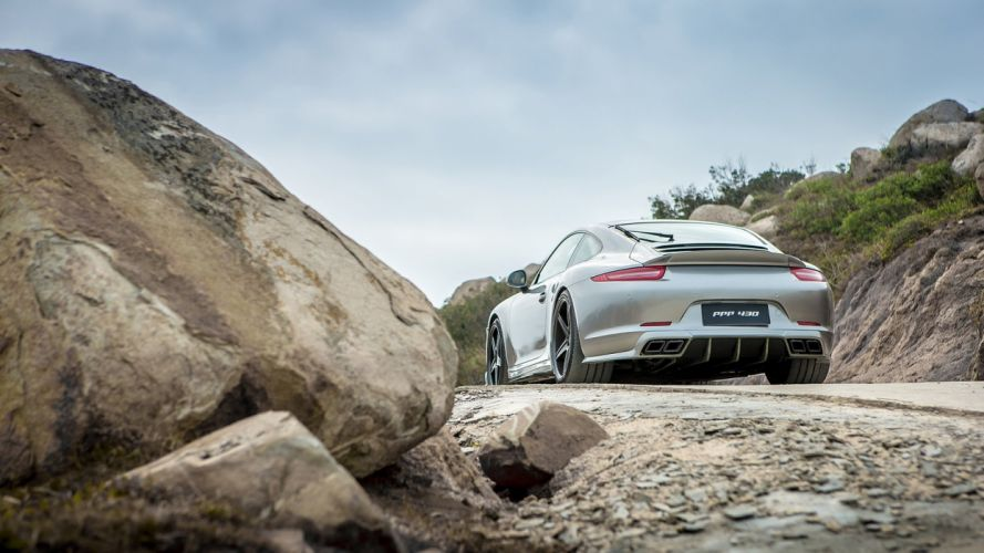 ASPEC PPP-430 porsche (991) cars modified 2014 wallpaper