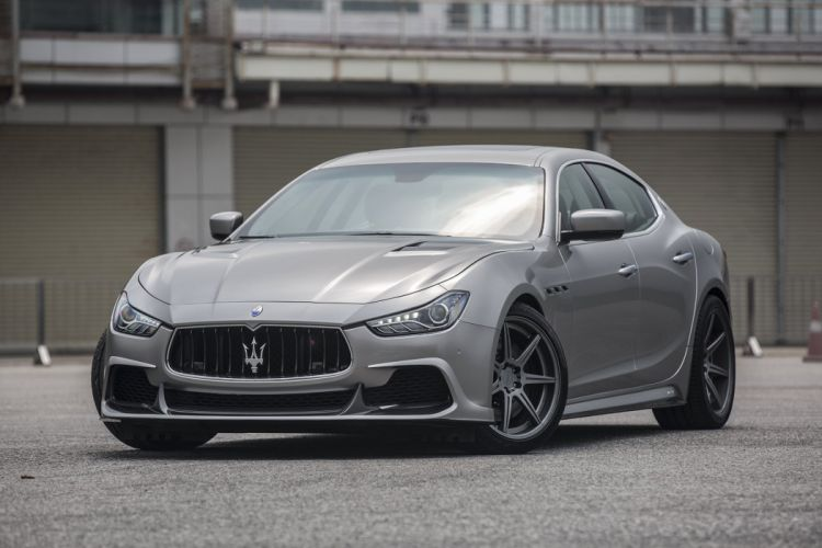 maserati ghibli cars modified ASPEC PPM-500 2015 wallpaper