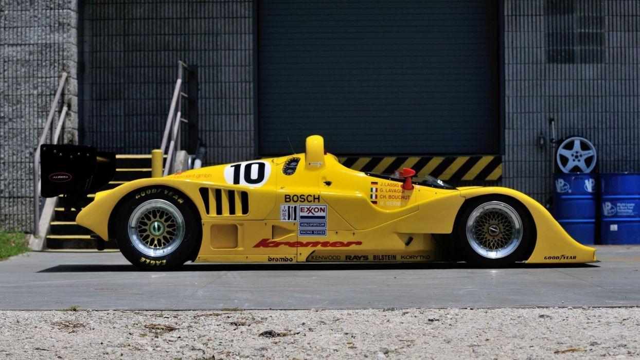 1995 PORSCHE 962 (K8) SPYDER cars racecars wallpaper