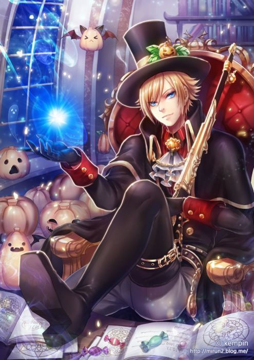 Cyberagent Tenka Touitsu Chronicle Anime Video Games Anime Character Boy Halloowen Wallpaper 1440x2038 1026197 Wallpaperup