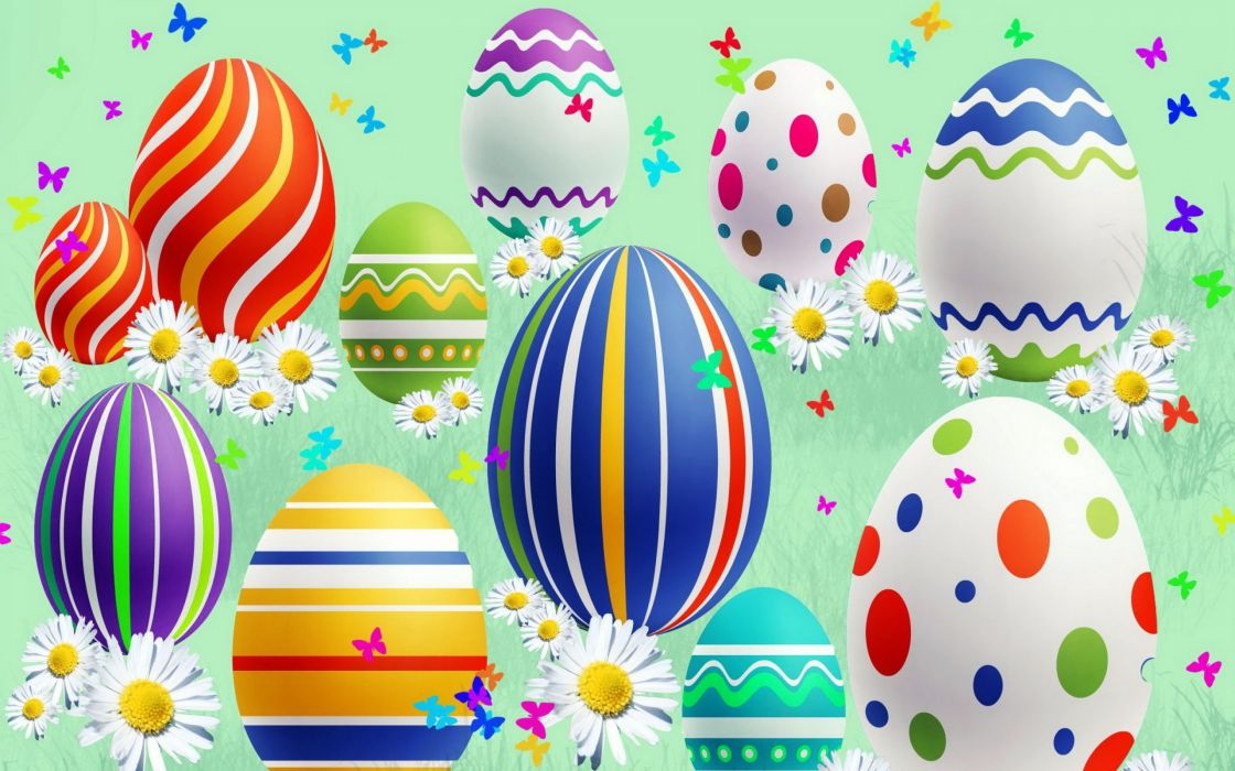 huevos pascua wallpaper