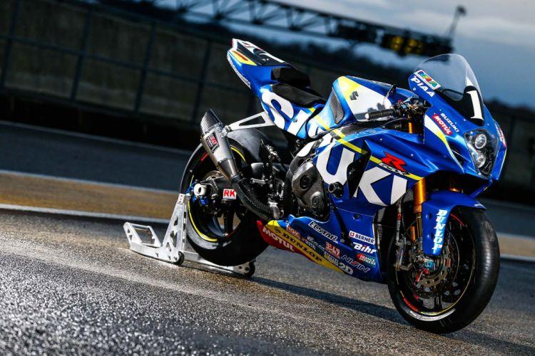 Suzuki GSX-R 1000 World Endurance Race Bike motorcycles wallpaper