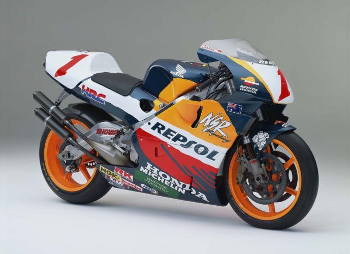 1995 Honda NSR-500 sport bike motorcycles wallpaper