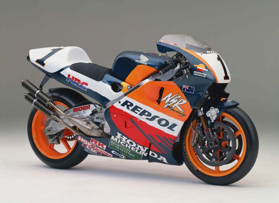 1996 Honda NSR500 sport bike motorcycles wallpaper