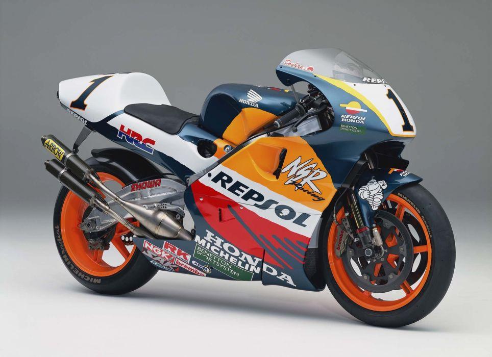 1997 Honda NSR500 sport bike motorcycles wallpaper