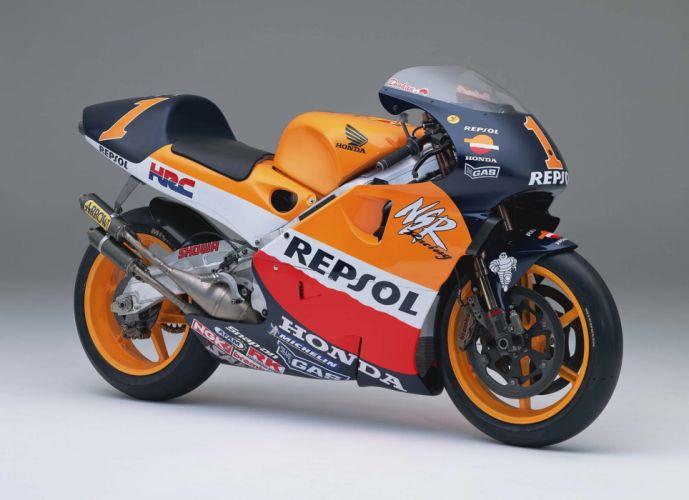 1999 Honda NSR500 sport bike motorcycles wallpaper