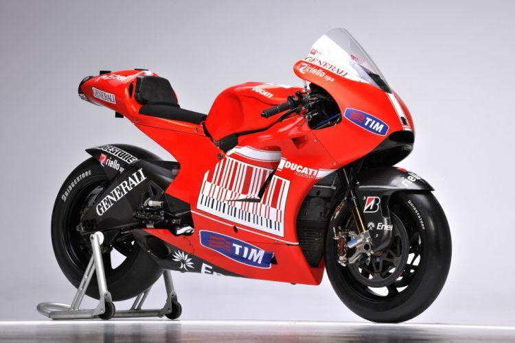 2010 desmosedici ducati gp10 motogp Marlboro ;Team wallpaper