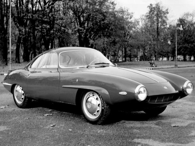Alfa Romeo Giulietta Sprint Speciale 1957 wallpaper