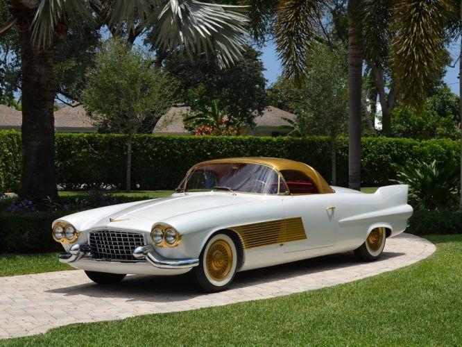 Cadillac Elegante 1955 wallpaper