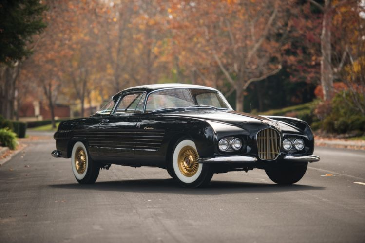 Cadillac Series 62 Coupe 1953 wallpaper
