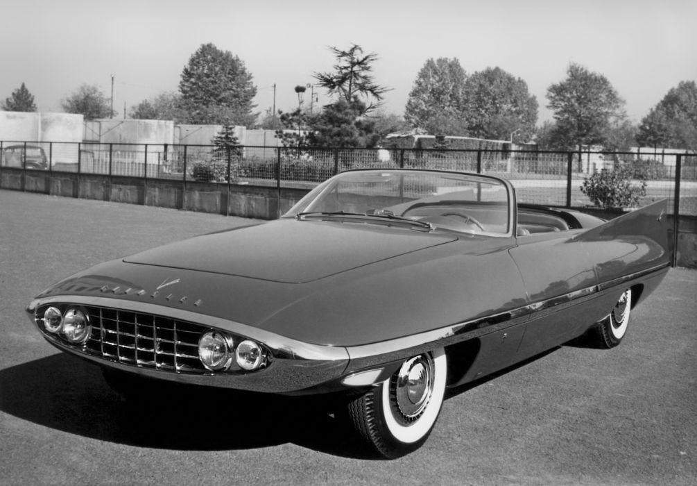 Chrysler Dart Concept Car 1956 wallpaper