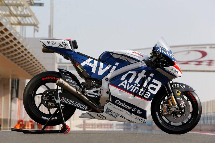 Avintia Racing motogp Ducati Demosedici motorcycles wallpaper