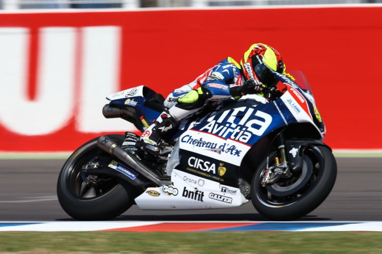 Avintia Racing motogp Ducati Demosedici motorcycles wallpaper
