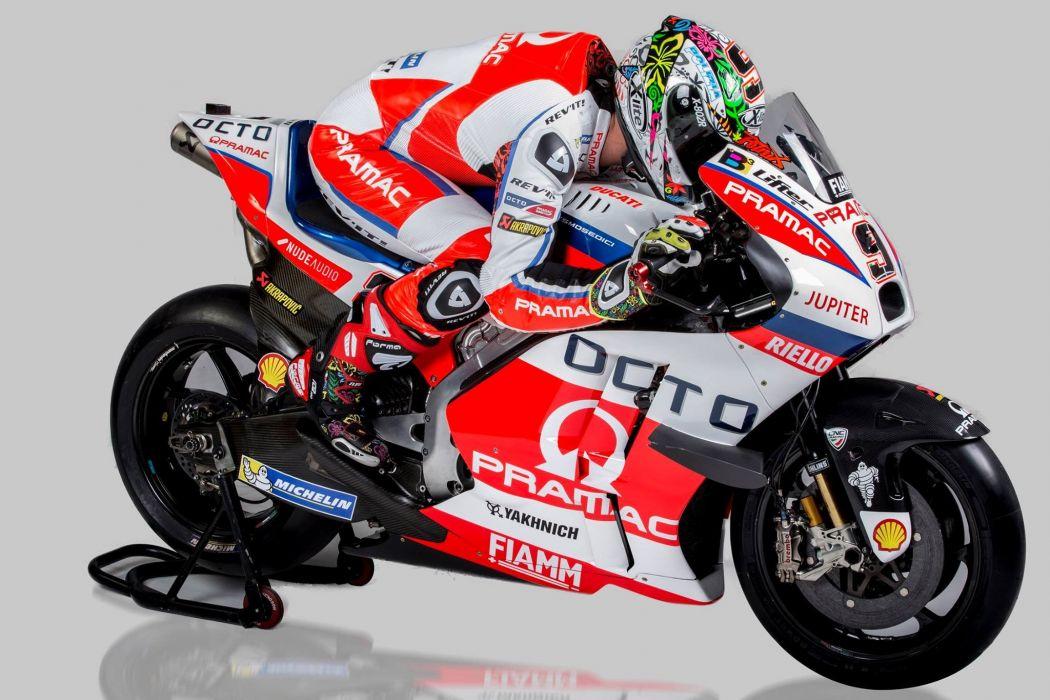 Ducati Pramac motogp 2016 motorcycles wallpaper