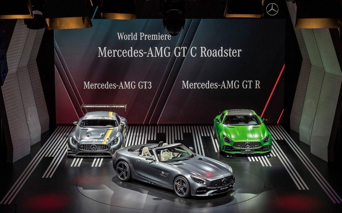 2017-Mercedes-AMG-GT-and-GT-C-Roadsters-Paris-Motor-Show-12-1920x1200 wallpaper