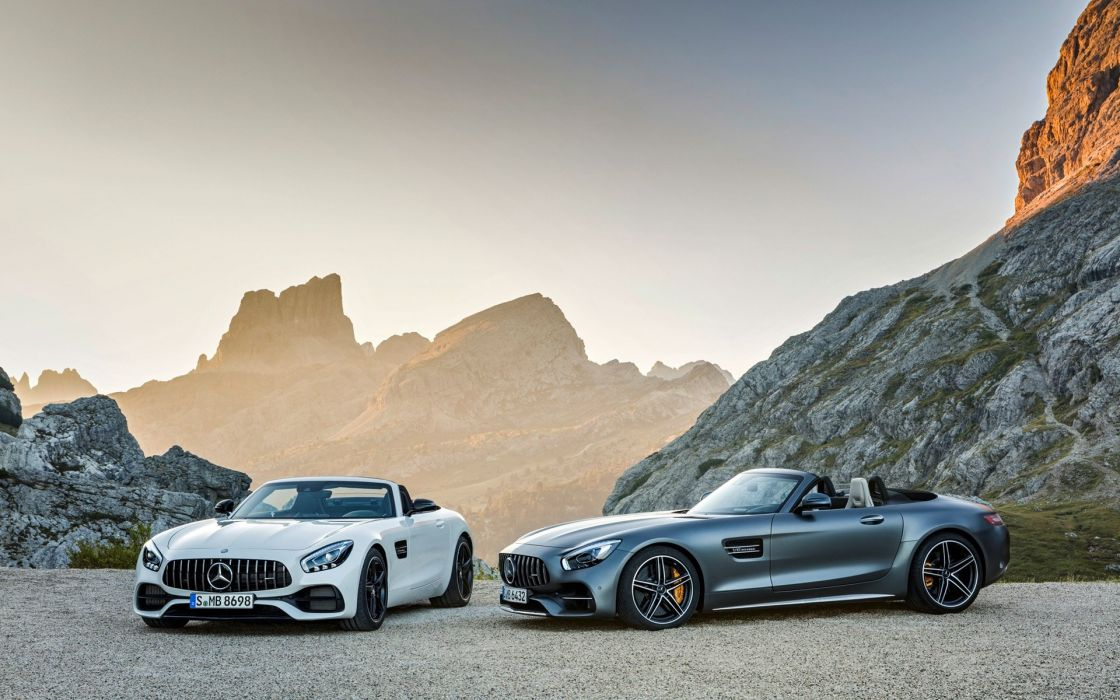 2017-Mercedes-AMG-GT-and-GT-C-Roadsters-Group-2-1920x1200 wallpaper