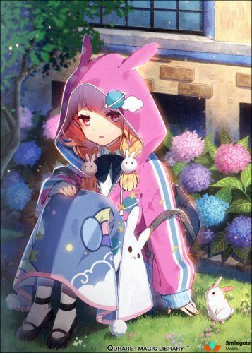 anime girl beautiful long hair cute wallpaper