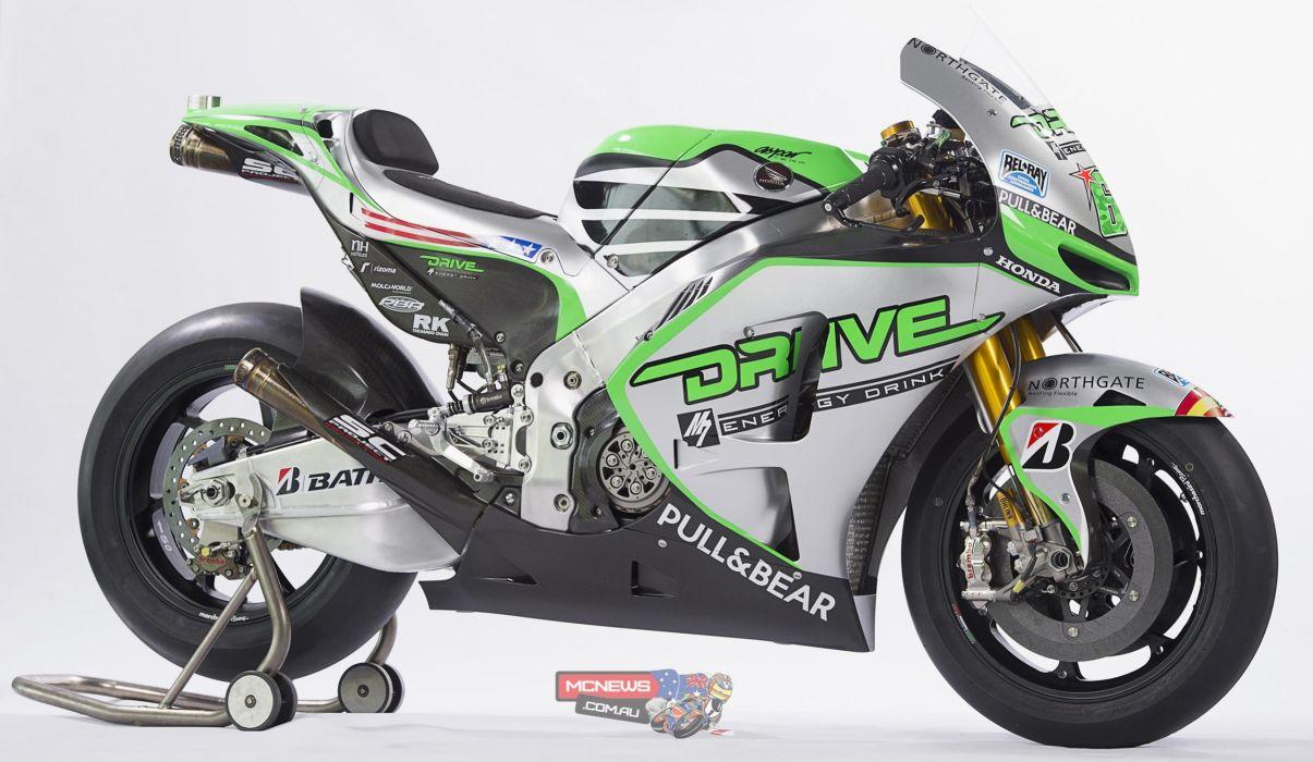 Drive-M7 Aspar Team RCV 1000R honda motogp wallpaper