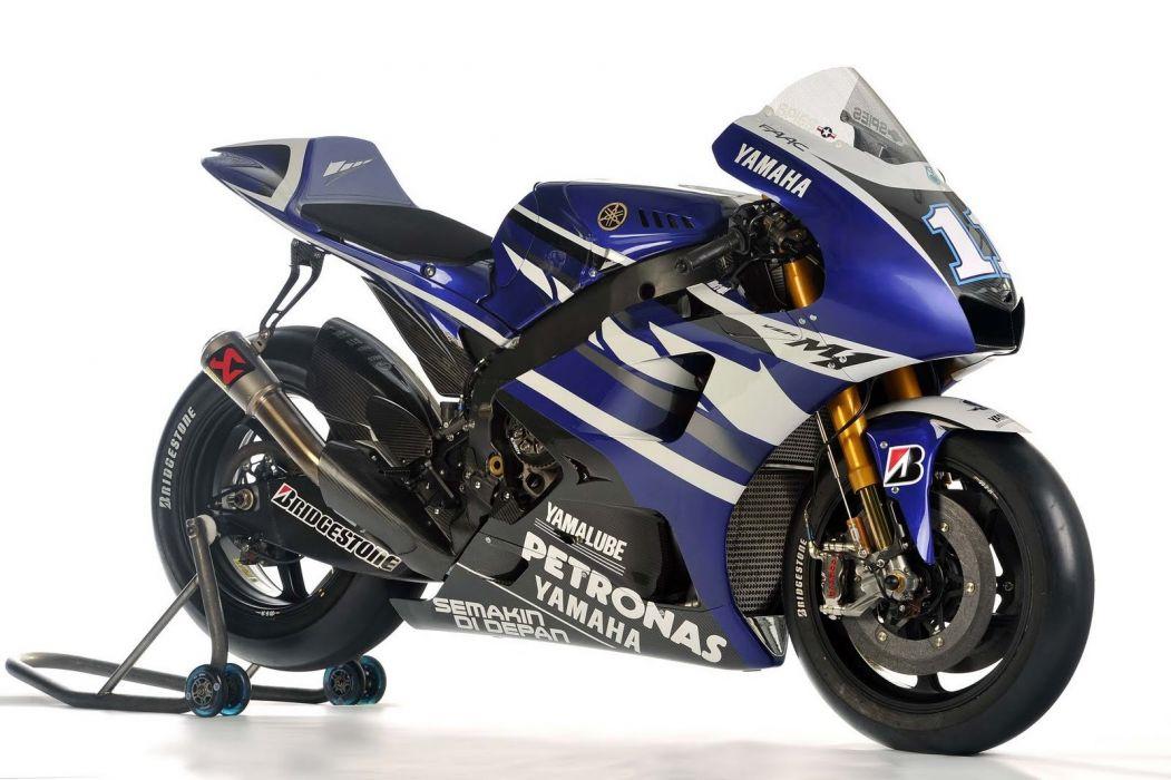 Yamaha Yzr M1 Motogp 2012 wallpaper