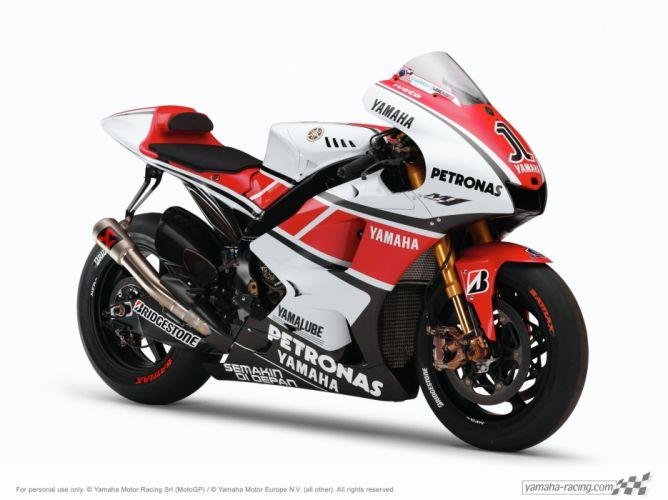 yamaha factory racing motogp 2011 wallpaper