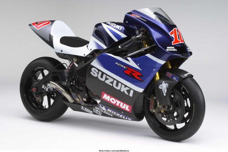 2003 Suzuki GSV-R MotoGP Race Bike wallpaper