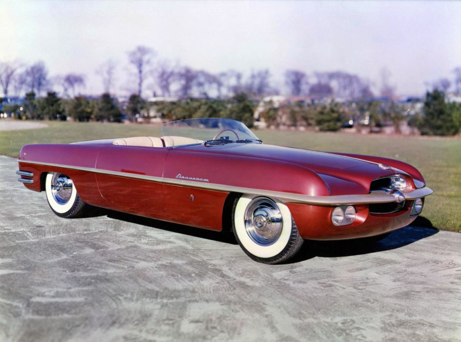 Dodge Firearrow I Roadster Concept Car 1953 wallpaper