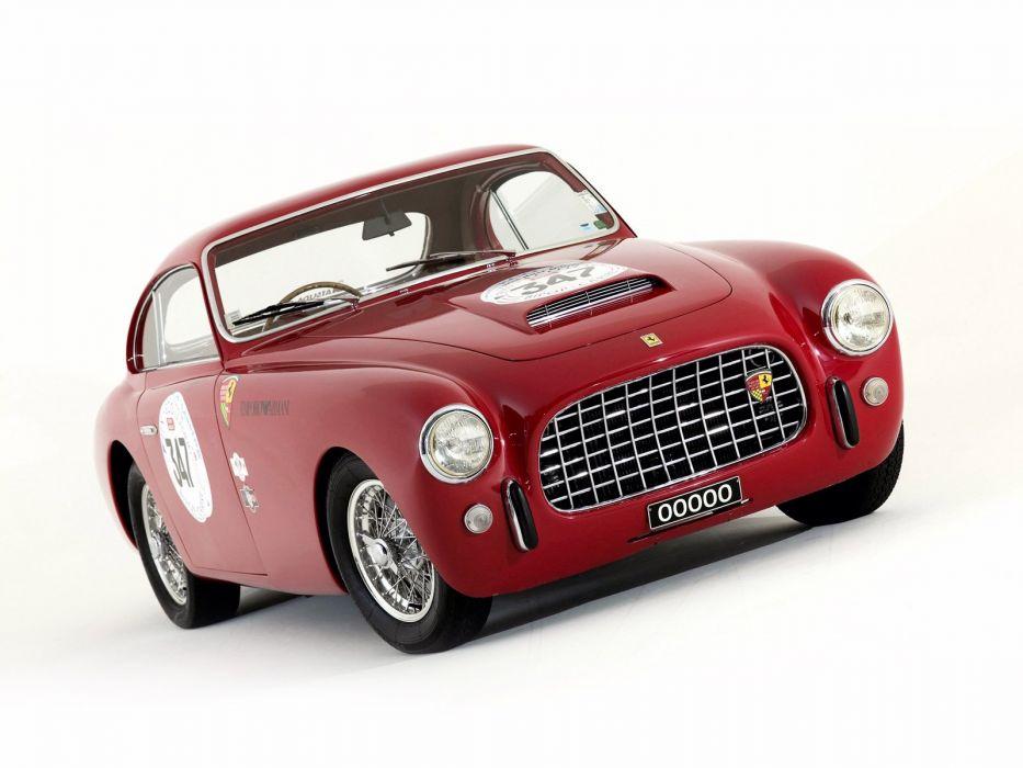 Ferrari 212 Inter Ghia-Aigle Coupy wallpaper