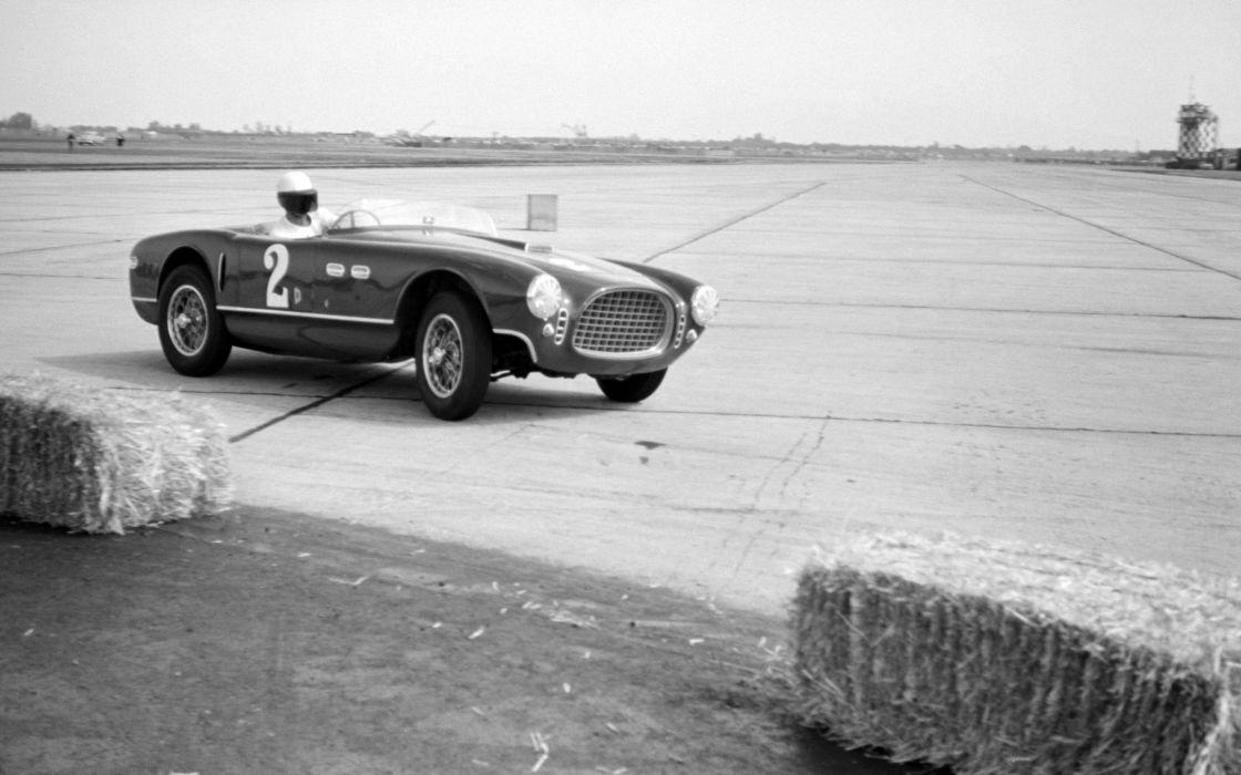 Ferrari 250 MM Spyder 1952 wallpaper