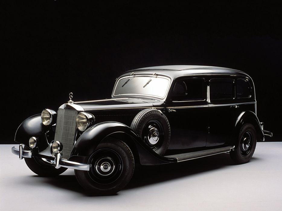 Mercedes-Benz 260D Pullman Limousine 1936 wallpaper