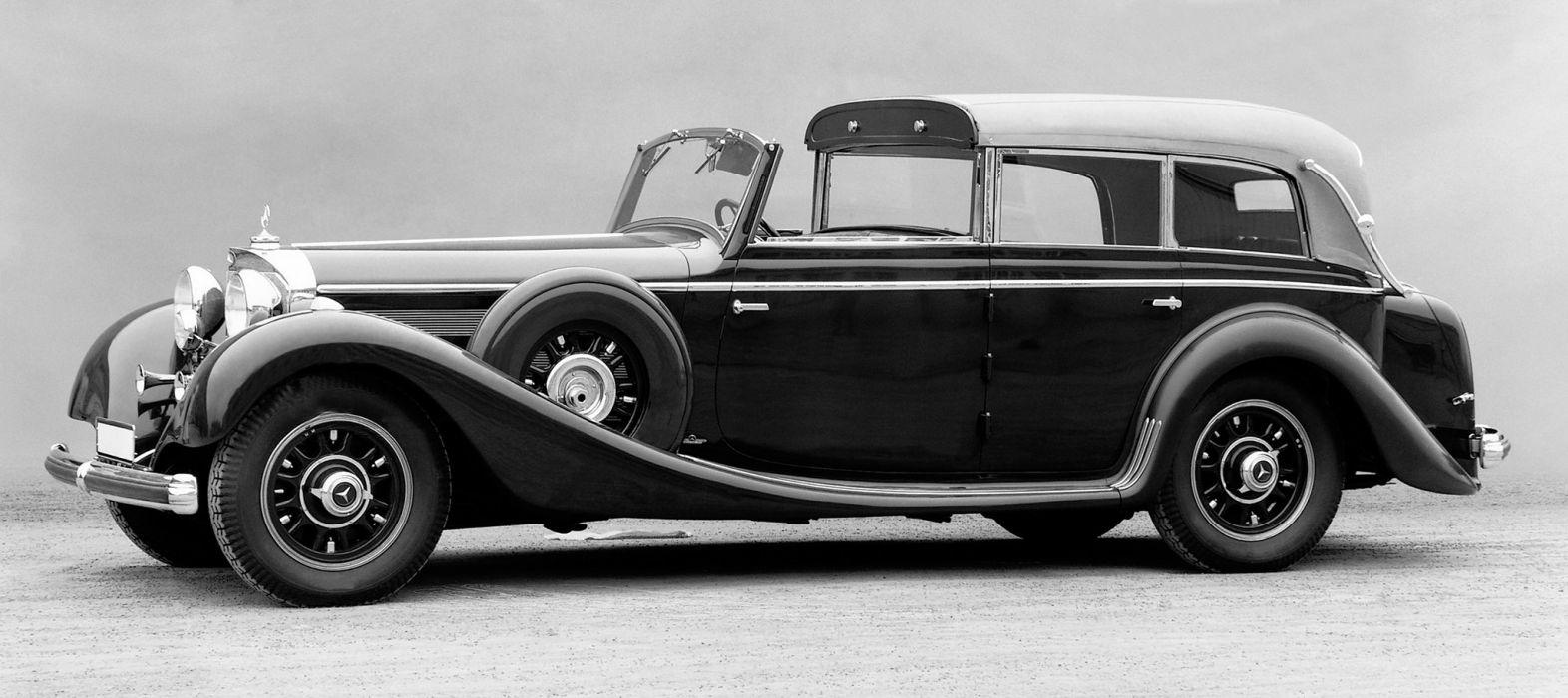 Mercedes-Benz 770 Cabriolet F 1938 wallpaper