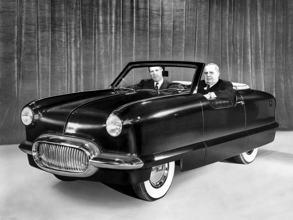 NXI Concept Car 1950 wallpaper