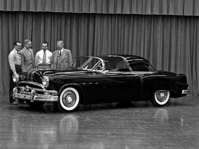 Pontiac Parisienne Concept Car 1953 wallpaper