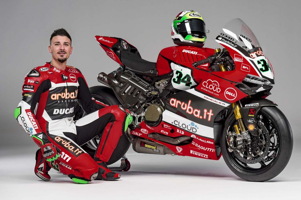 Aruba it Racing Ducati WSBK Team 2016 wallpaper