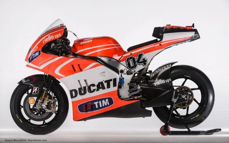 Ducati MotoGP Team 2013 wallpaper