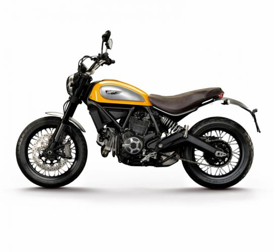 2015 ducati motorcycles scrambler classic wallpaper