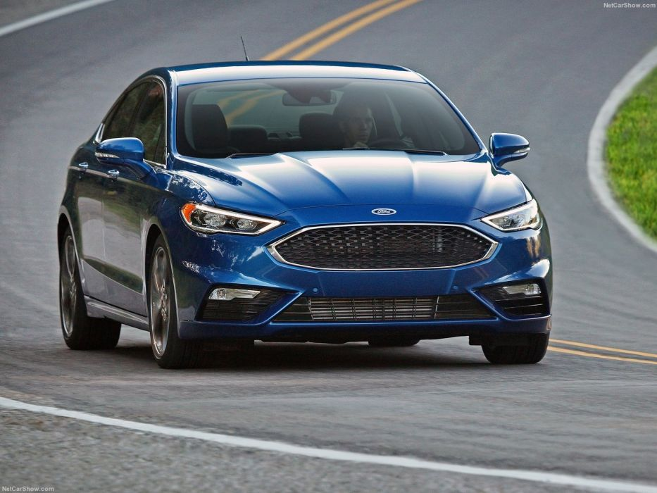 2016 cars ford (v6) fusion sport wallpaper