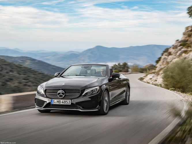 (a205) 2016 amg c43 cabriolet cars mercedes 4Matic wallpaper