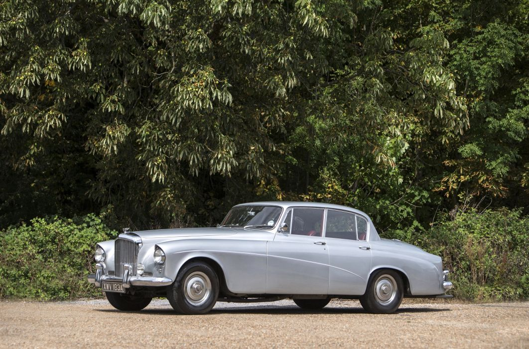 Bentley S2 Continental Sports Saloon 1959 wallpaper