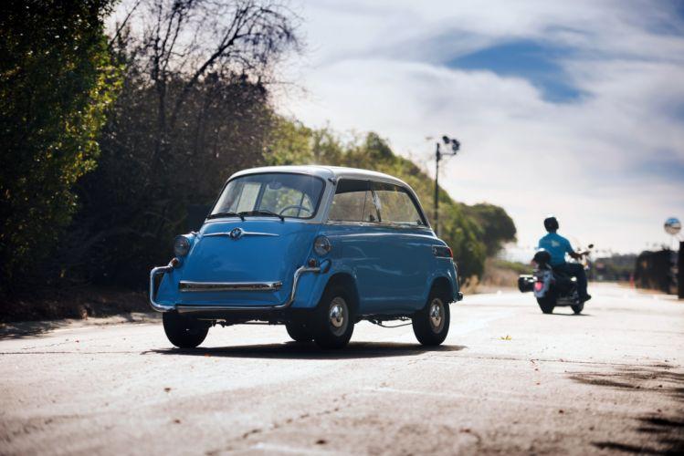 BMW 600 1959 wallpaper