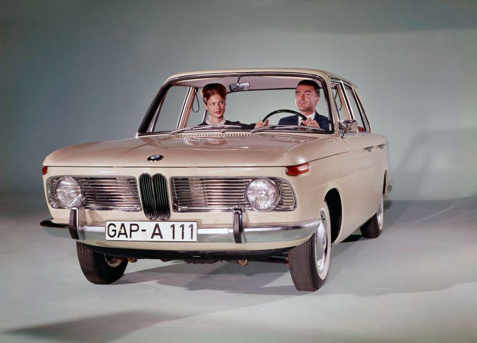 BMW 1500 1962 wallpaper