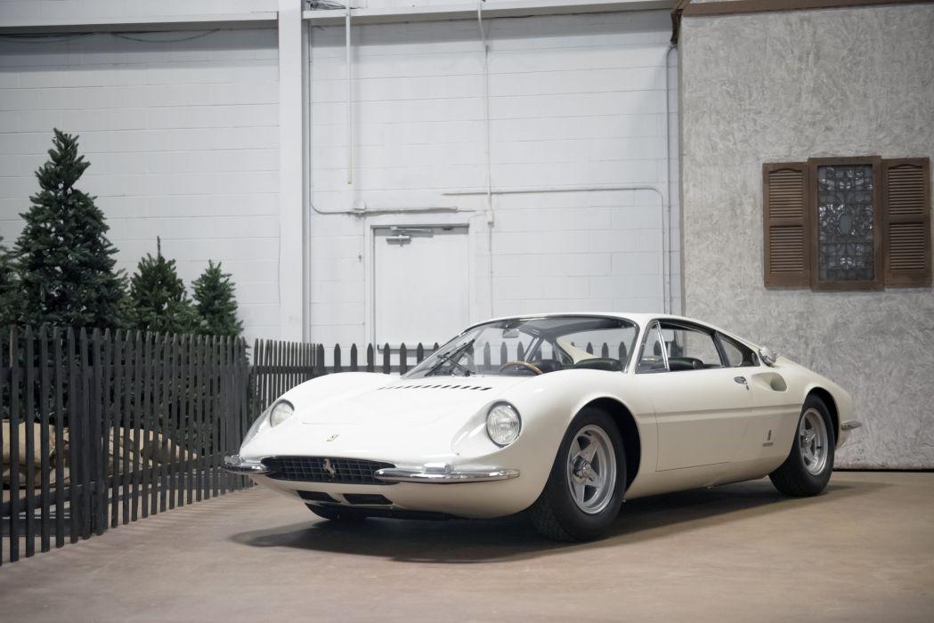 Ferrari 365 P Berlinetta Speciale 1966 wallpaper