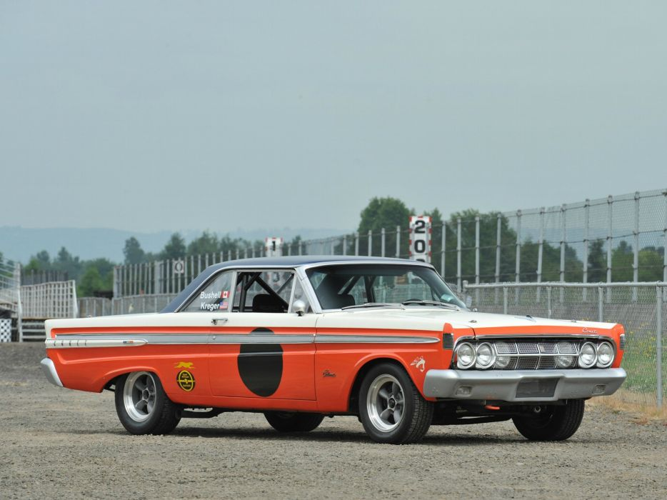 Mercury Comet Caliente 289 Hi-Po Hardtop Coupe 1964 wallpaper