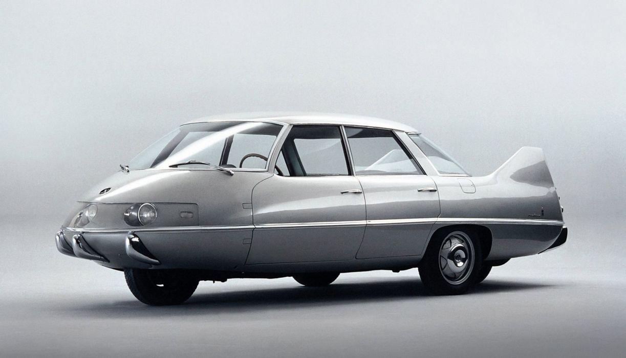 Pininfarina X 1960 wallpaper
