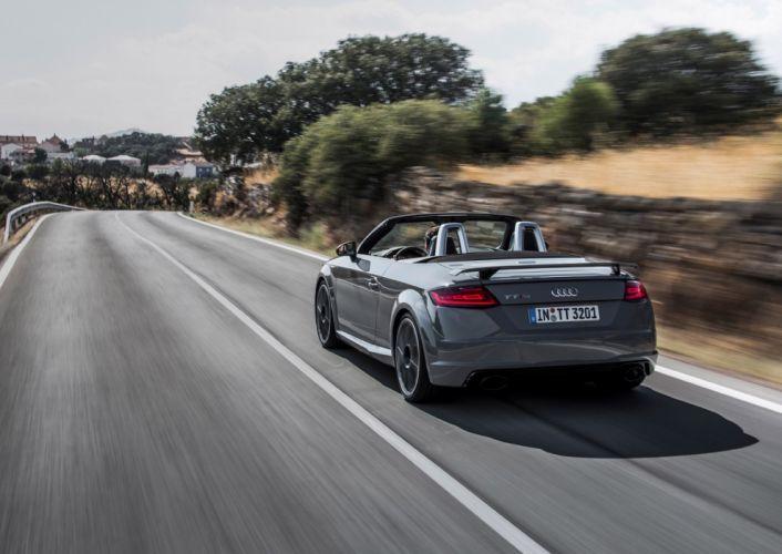 2016 Audi TT-RS Roadster Nardo Grey cars wallpaper
