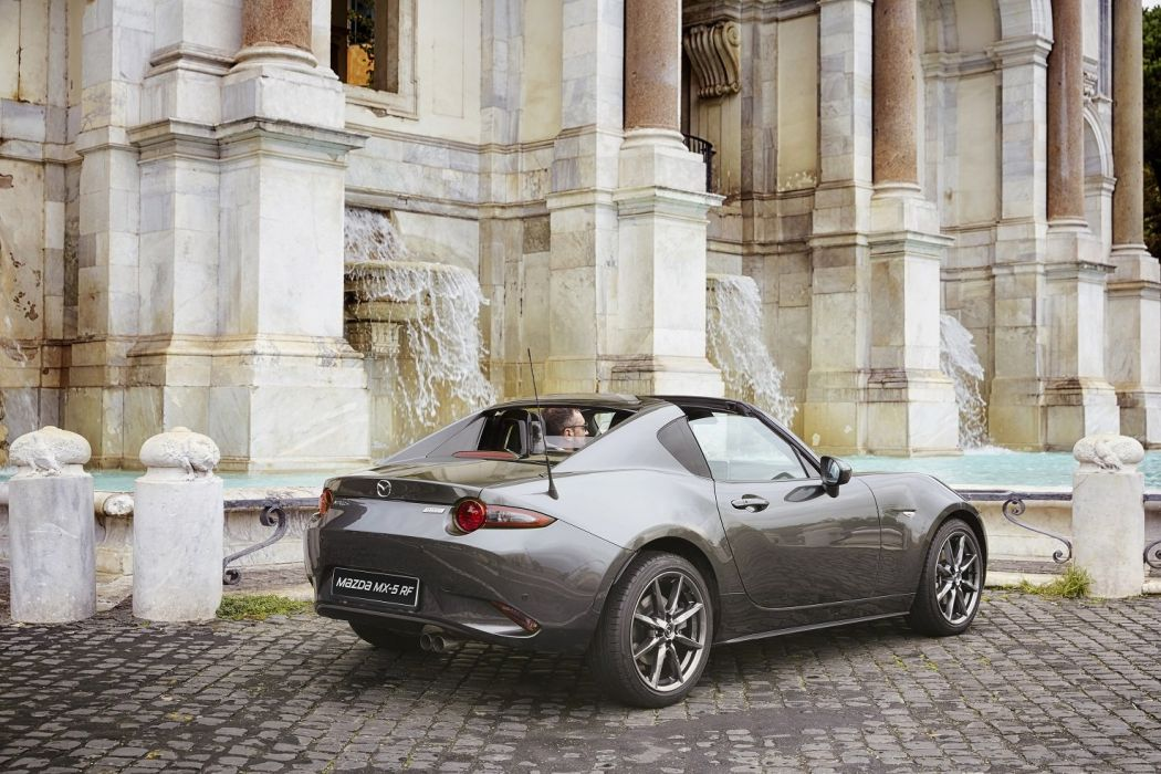 Mazda MX-5-RF cars 2016 wallpaper