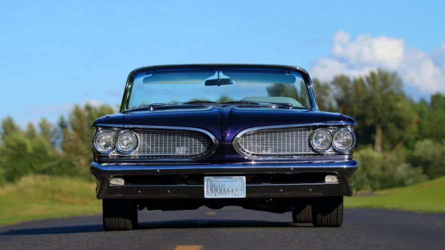 1959 PONTIAC CATALINA CONVERTIBLE cars wallpaper