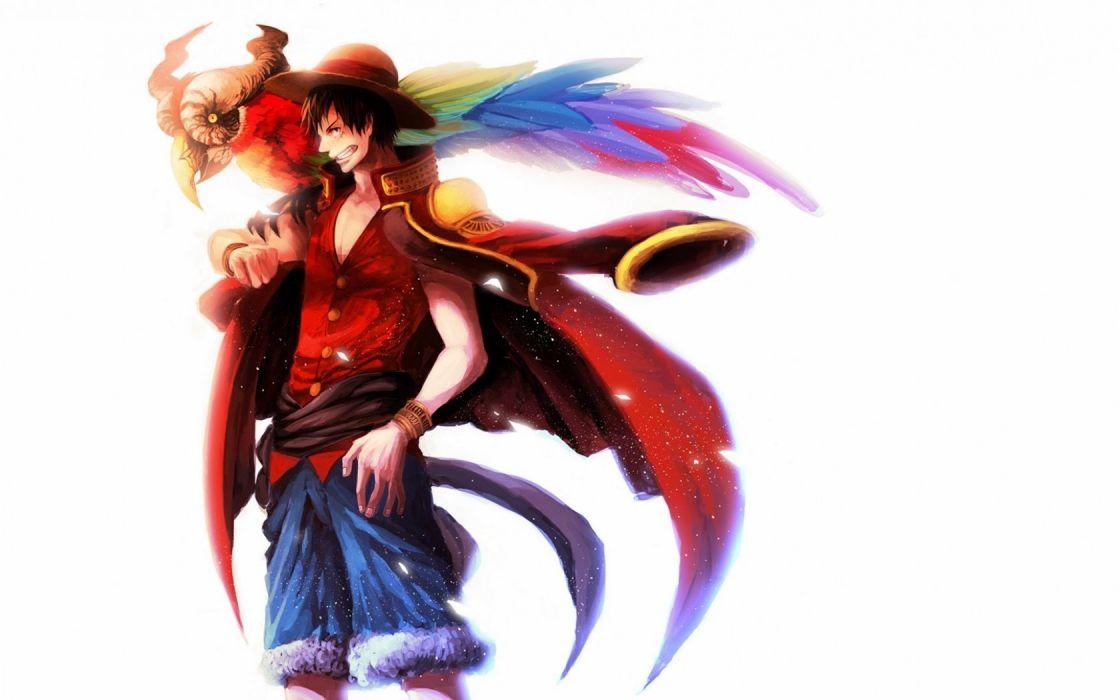 One Piece anime series lufy wallpaper