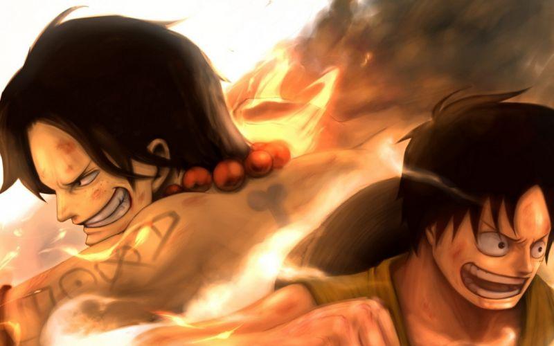 One Piece anime series lufy wallpaper