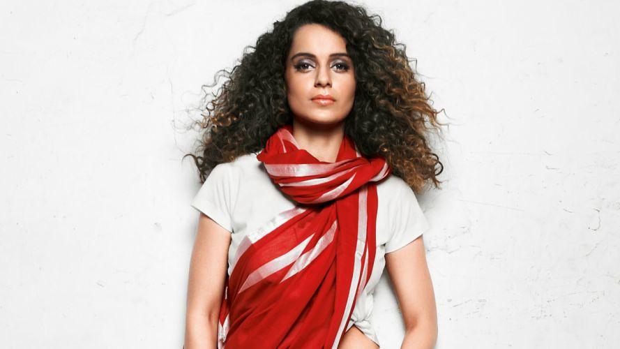 kangana ranaut bollywood actress model girl beautiful brunette pretty cute beauty sexy hot pose face eyes hair lips smile figure indian wallpaper